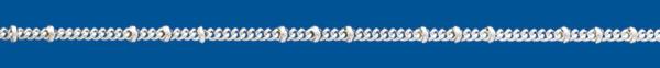 Cadena de plata BARBADA Normal Progamada (.X.)