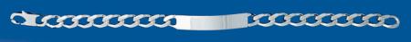 Identidad de plata BP (6) 280 X 22cm