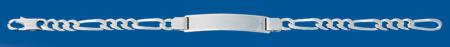 Identidad de plata BP (1X3) 200 X 21cm