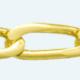 Cadena de oro 18Kt BILBAO Lapidada 2 Caras