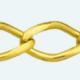 Cadena de oro 18Kt ROMBO