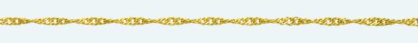 Cadena de oro 18Kt SINGAPUR