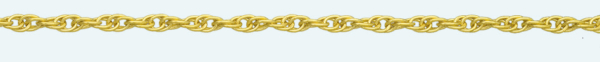 PRINCE OF WALES 9Kt gold chain